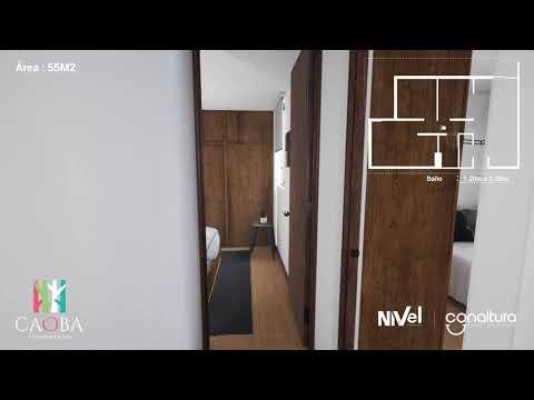 Apartamento Con Acabados